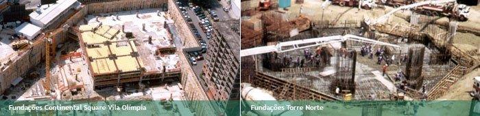 Projeto de fundação rj